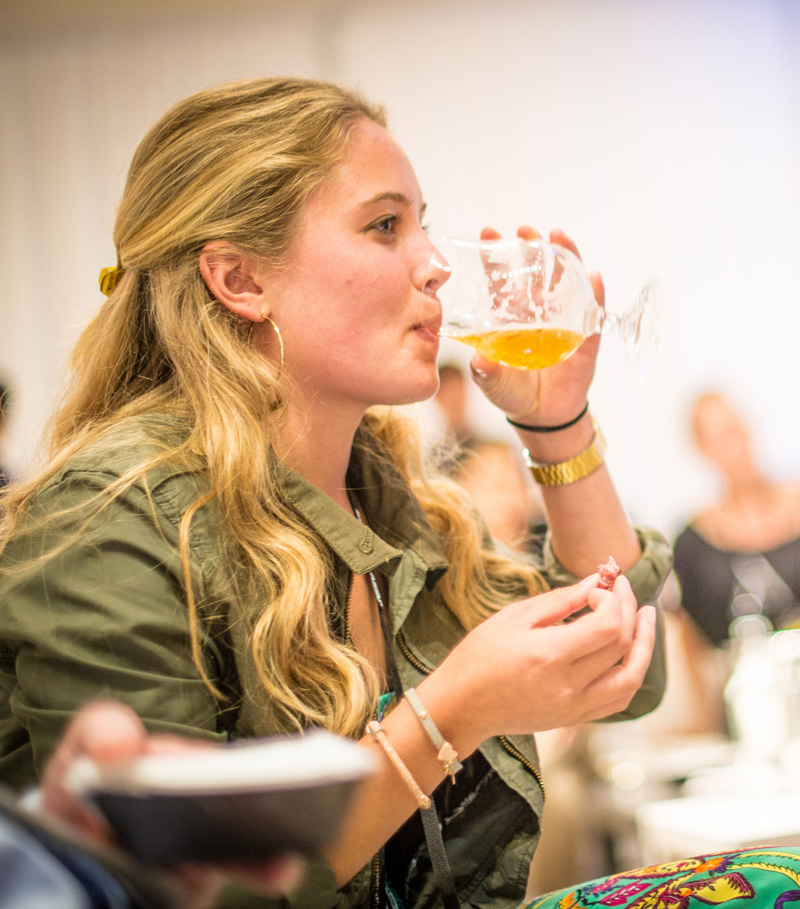 The Sensory Side of Craft Beer Pairing