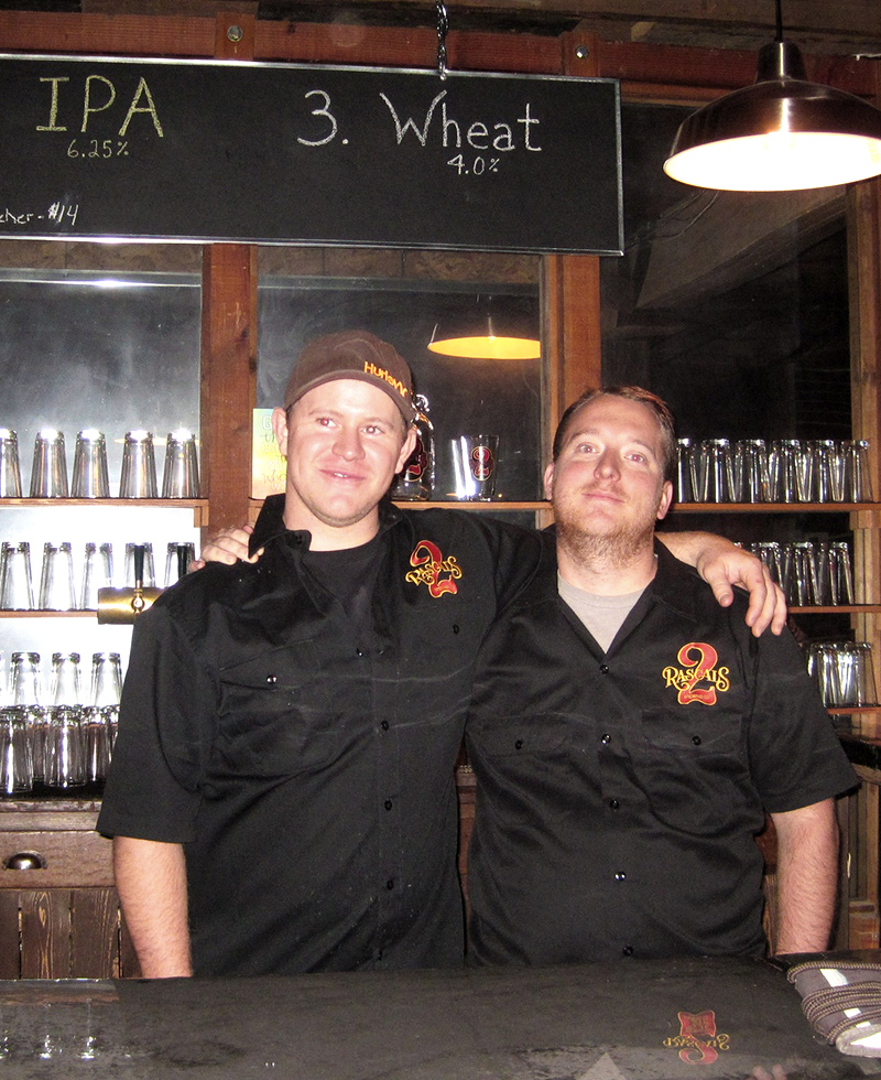 Two Rascals Brewing Co.