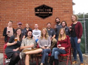 Intuition Ale Works Team
