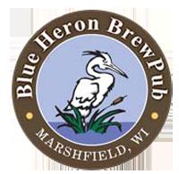 Blue Heron BrewPub   Marshfield, Wisconsin