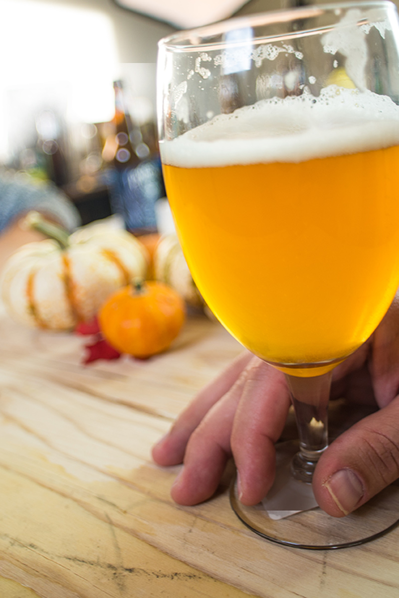 Giving Thanks to Craft Beer