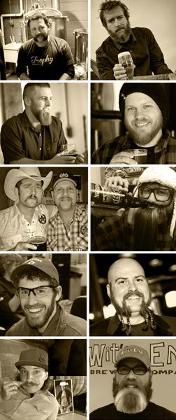 Best Brewers Beards