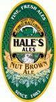 Nut Brown Ale   Hale's Ales Brewery