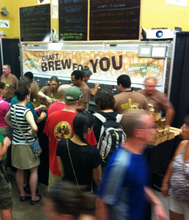 Opportunity Pours: Helping State Fairgoers Tap Into the Craft Beer Movement