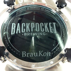 Backpocket Brewing | Coralville, IA
