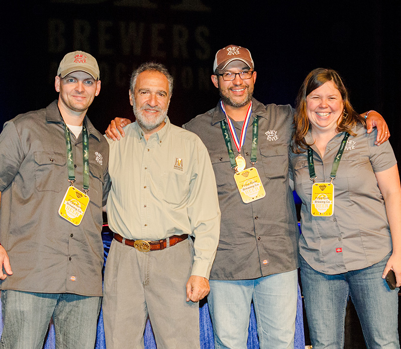 Piney River's Successful First Trip to the Great American Beer Festival