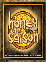 A Honey of a Saison | Boulder Beer Company