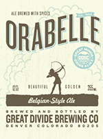 Orabelle | Great Divide Brewing Co.
