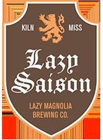 Lazy Saison | Lazy Magnolia Brewing Company