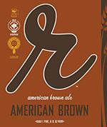 American Brown | Reuben's Brews