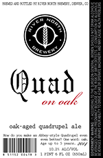 Quad on Oak | River North Brewery