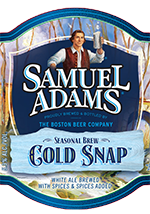 Samuel Adams Cold Snap | Samuel Adams