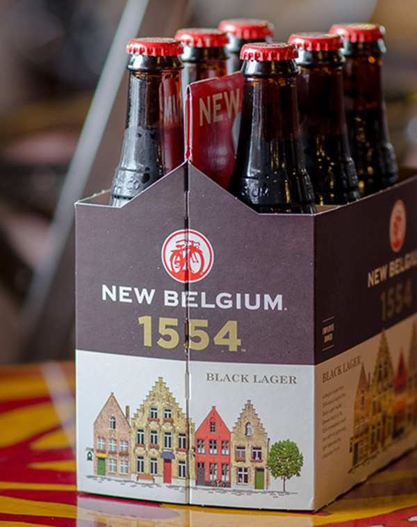 Lager or Not, Ale Like You a Lot: New Belgium's 1554