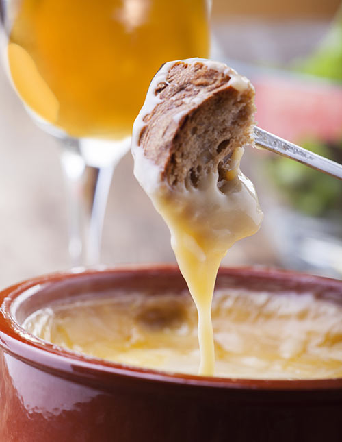 Craft Beer Fondue
