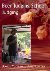 Beer Judging School - Judging DVD