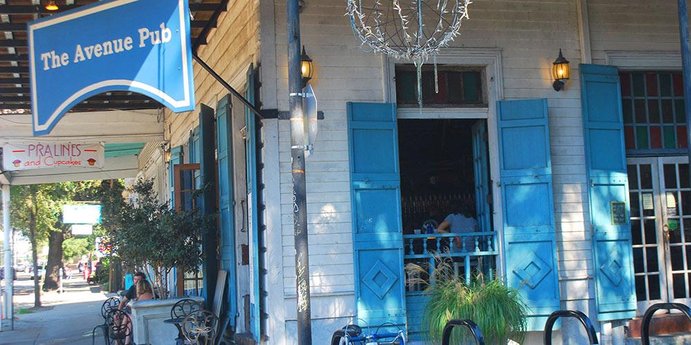 Avenue Pub, Louisiana