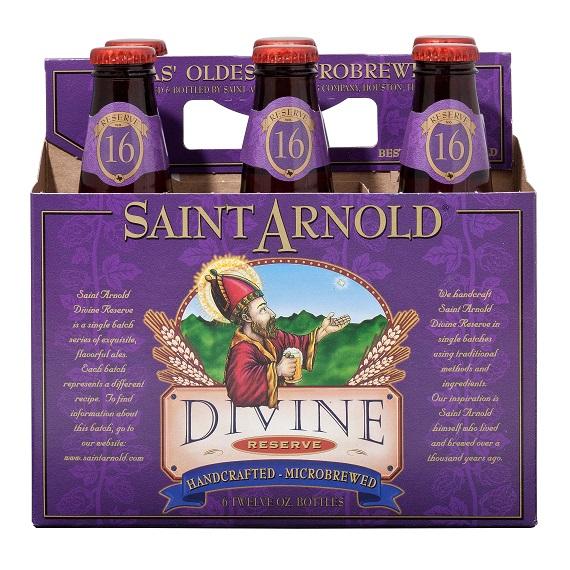 Saint Arnold Divine Reserve No. 16