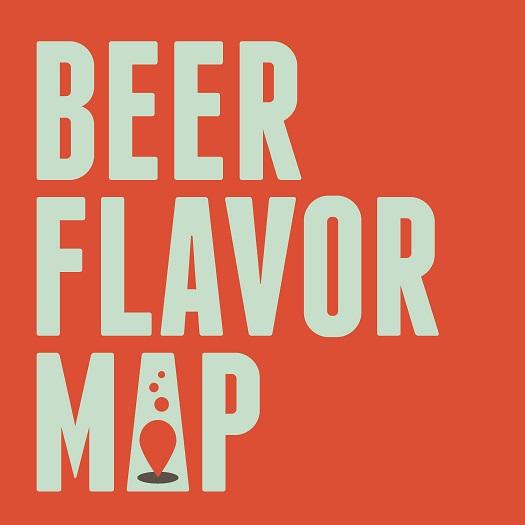 Beer Flavor Map
