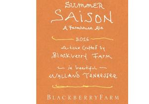 Blackberry Farm Summer Saison
