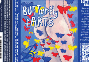 Butterfly Farts Brenner Brewing Co.