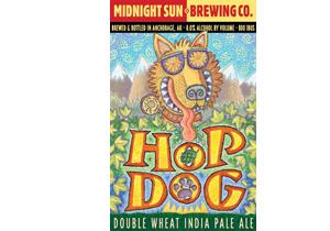 Midnight Sun Hop Dog Double Wheat