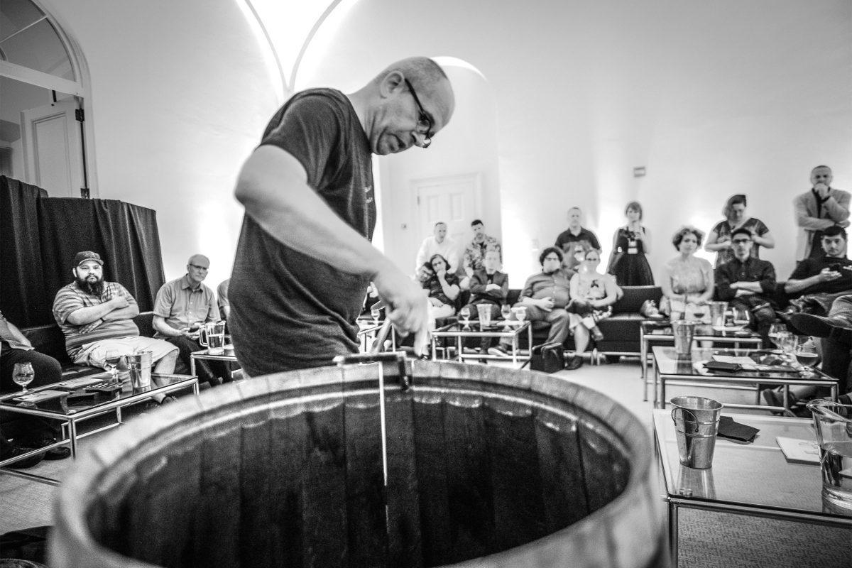 New Belgium's Peter Bouckaert