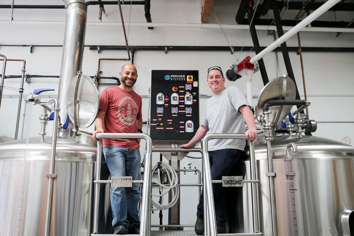 Unsung Brewhouse