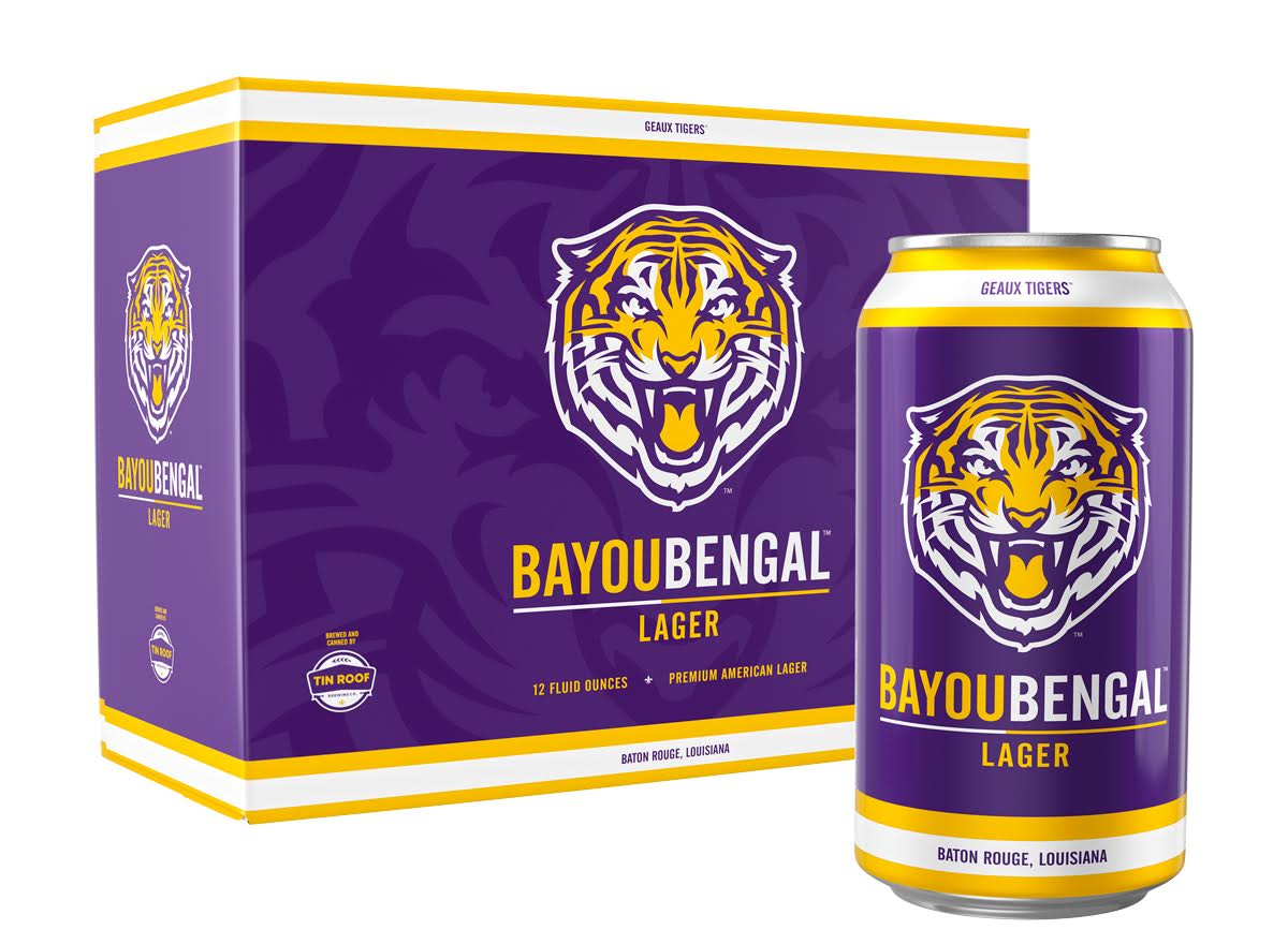 Tin Roof Brewing Company Releases The Artwork For Bayou