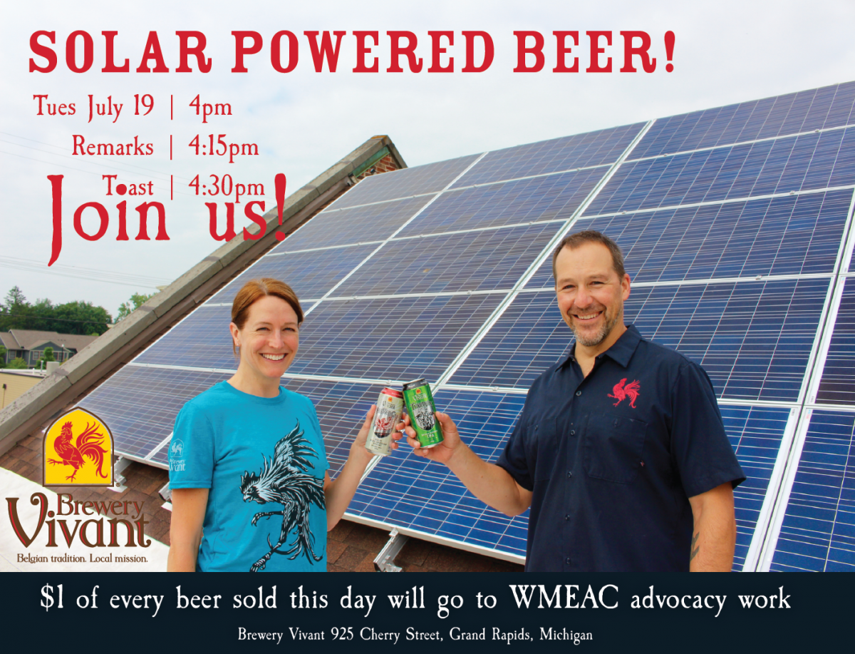Solar Powered Beer Brewery Vivant Invests In The Future