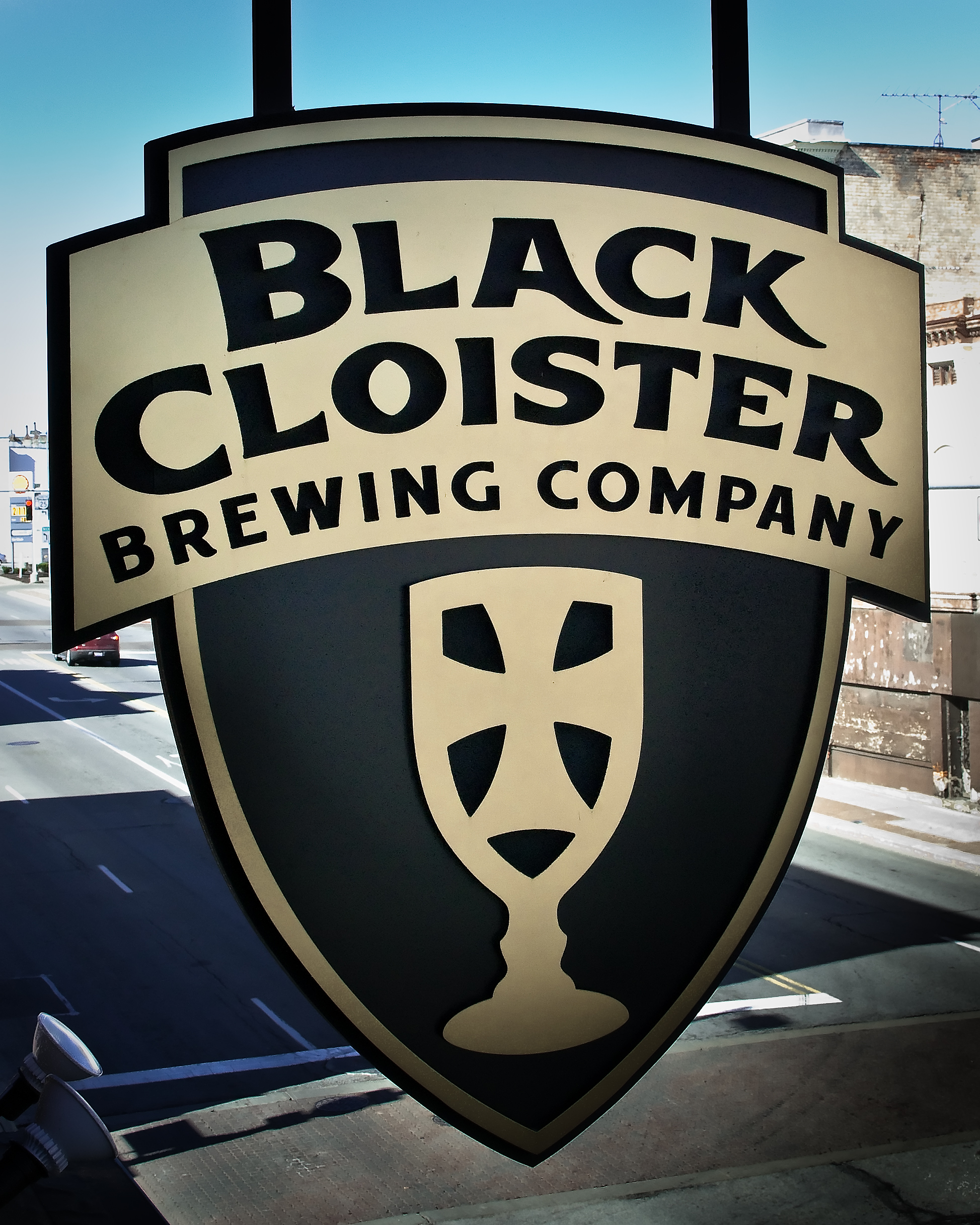 Black Cloister