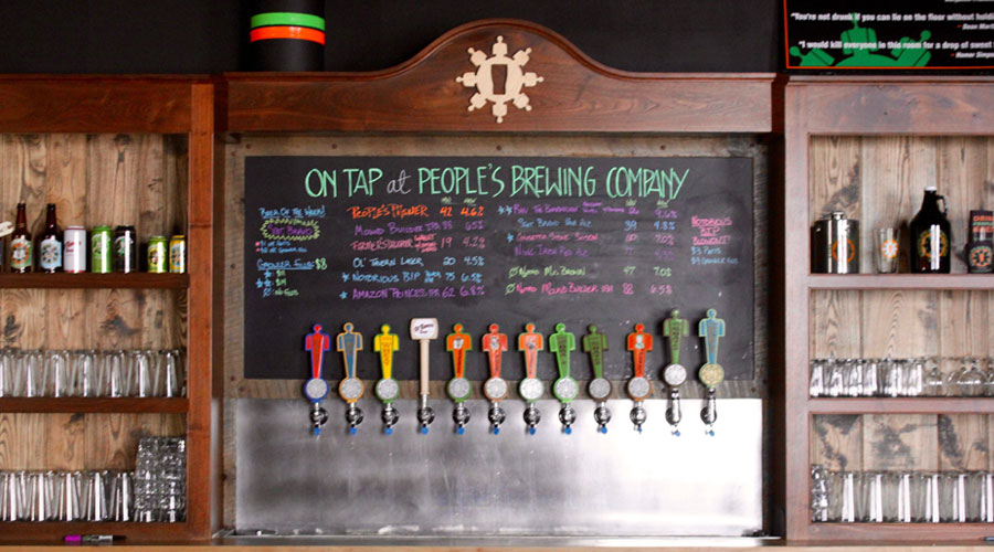 People's Brewing Company Is on a Mission in Indiana
