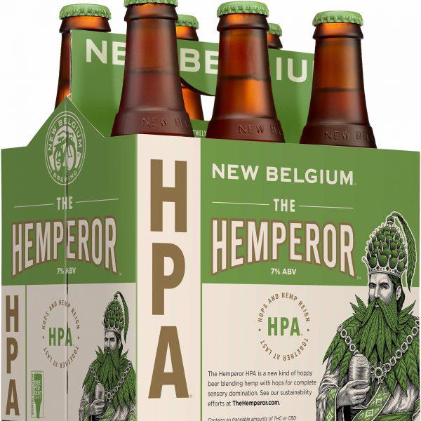 New Belgium's The Hemperor Blends Hops and Hemp