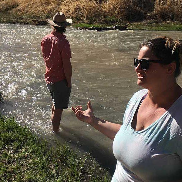 kim schonek verde river