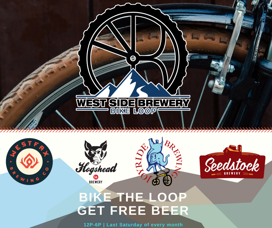 Denver News On Your Side: Four Breweries Launch Denver West Side Brewery Bike Loop