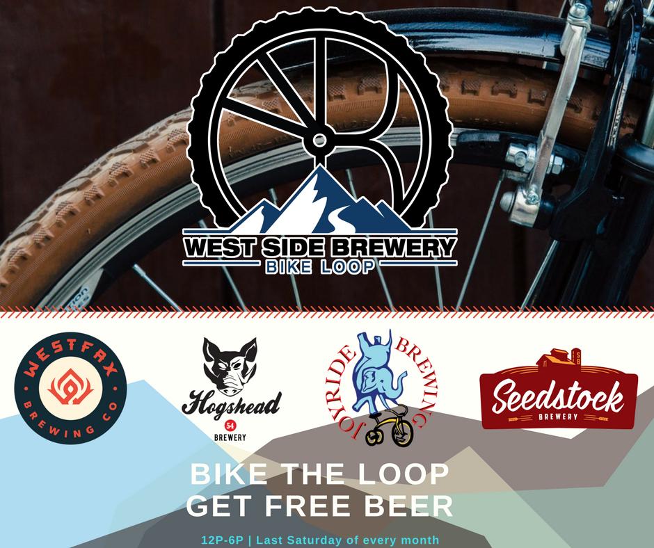Four Breweries Launch Denver West Side Brewery Bike Loop
