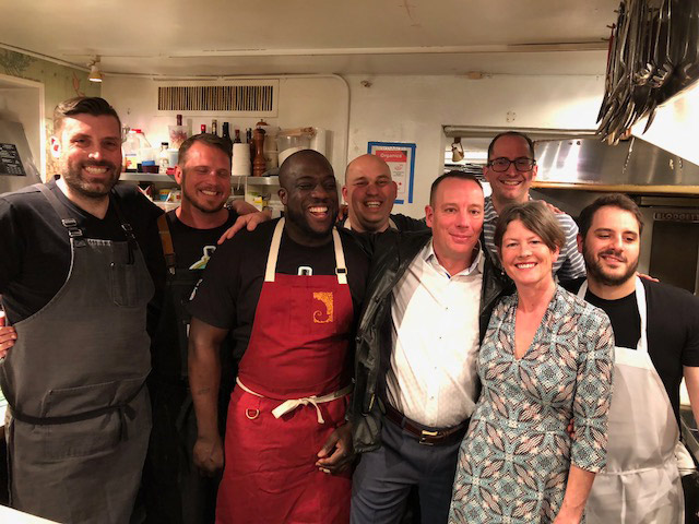 James Beard House National Beer Day Dinner 2018