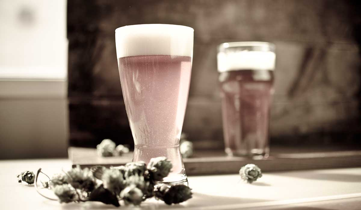 hoppy and bitter beers