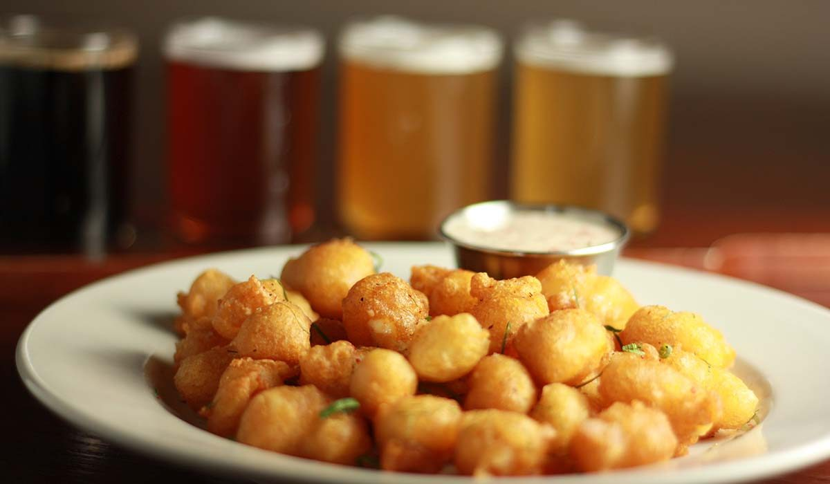 cheese curds engrained brewing