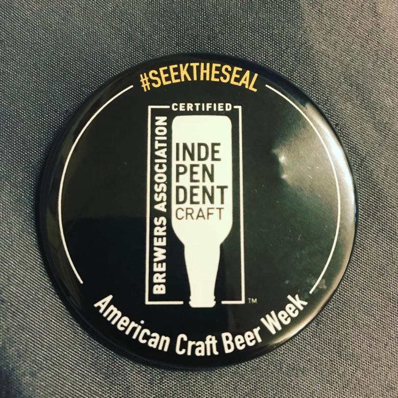 Seek The Independent Craft Brewer Seal Craftbeercom