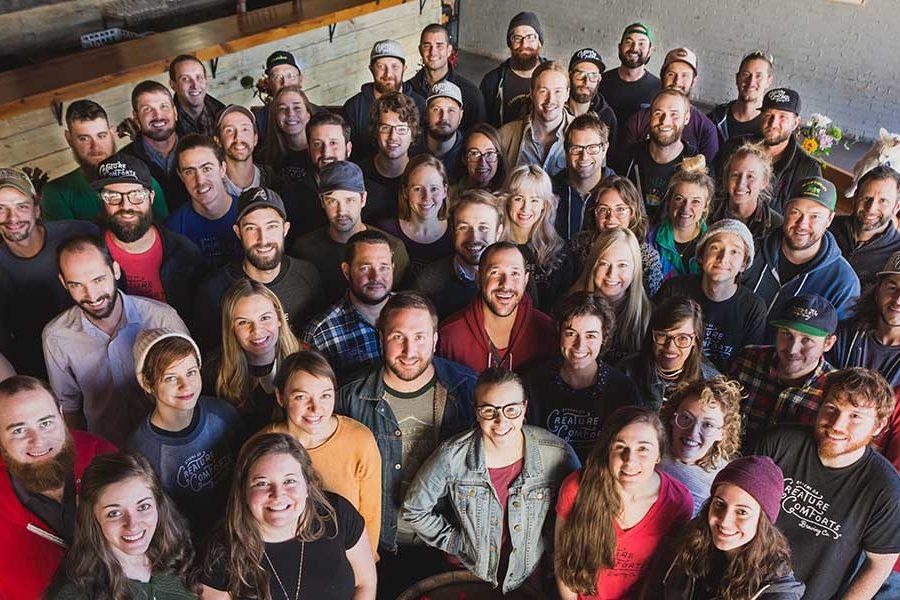 craft brewery employee benefits