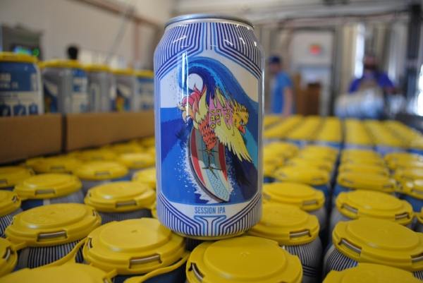 Rockyard Brewing Cans Slightly Stoopid-Inspired Slightly ...