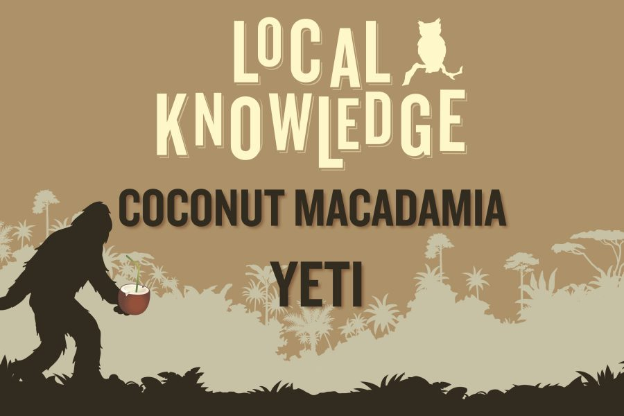 Coconut Macadamia Yeti