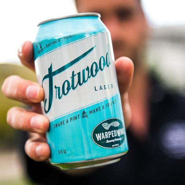 trotwood lager beer