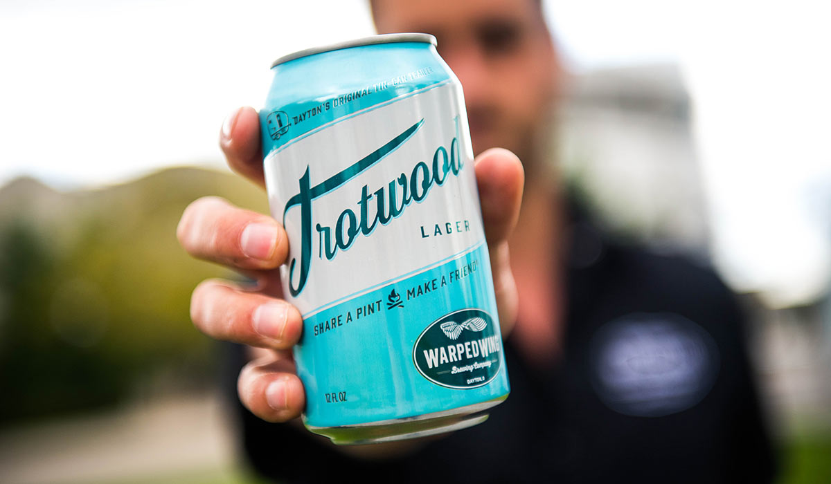 trotwood lager beer
