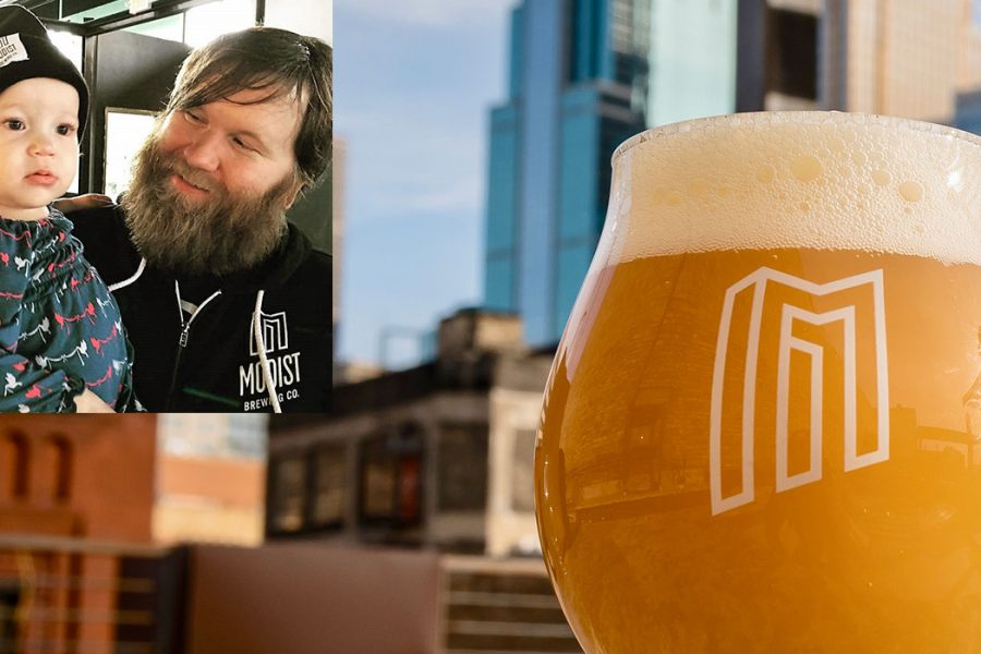 Modist Brewing Father's Day beer