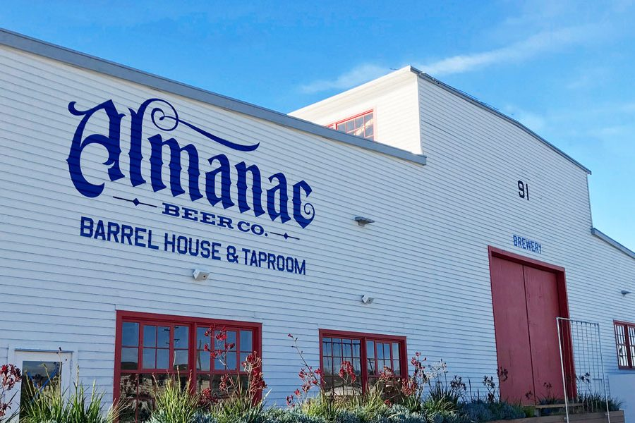 Breweries Take Residence in the Country's Most Historic Spots