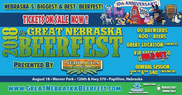 Nebraska Craft Beer Festival July