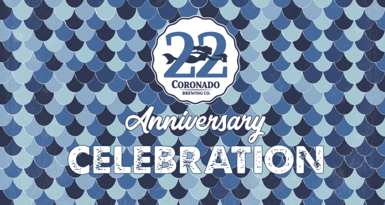 Coronado Brewing 22nd Anniversary