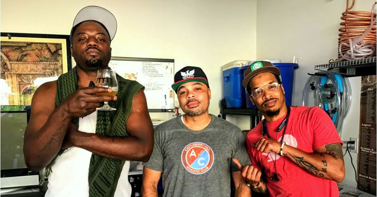 Lovibond & Hip Hop: Nappy Roots Talks Brewing