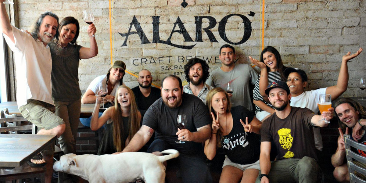 Alaro-Craft-Brewery